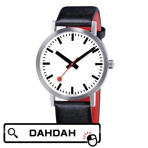 【クーポン利用で10%OFF】A660.30360.16OM MONDAINE モンディーン スイス 鉄道時計 メンズ 腕時計 国内正規品 送料無料