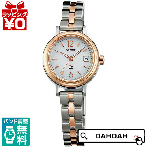 【クーポン利用で10%OFF】WI0021WG EPSON ORIENT エプソン販売 オリエント時計 レディース 腕時計 国内正規品 送料無料