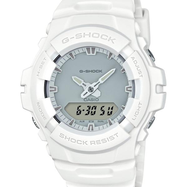 【クーポン利用で10%OFF】正規品 G-SHOCK ジーショック Gショック CASIO カシオ G-100CU-7AJF G-SHOCK メンズ腕時計  アスレジャー