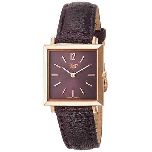 【クーポン利用で10%OFF】HL26-QS-0260  HENRY LONDON ヘンリーロンドン レディース 腕時計 国内正規品 送料無料