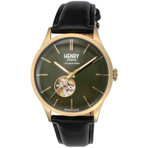 【クーポン利用で10%OFF】HL42-AS-0282 HENRY LONDON ヘンリーロンドン メンズ 腕時計 国内正規品 送料無料