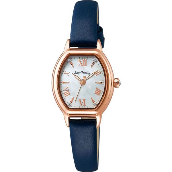 【クーポン利用で10%OFF】リュクス ソーラー LU23P-NV Angel Heart エンジェルハート レディース 腕時計 国内正規品 送料無料