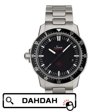 【クーポン利用で10%OFF】ドイツ 703.EZM-3Fブレス Sinn ジン メンズ 腕時計 国内正規品 送料無料