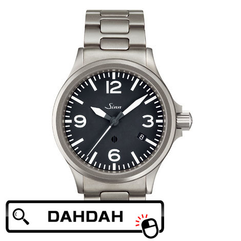 【クーポン利用で10%OFF】ドイツ 856.B Sinn ジン メンズ 腕時計 国内正規品 送料無料