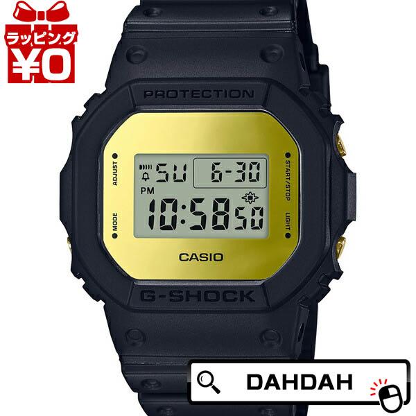 メタリックミラーフェイス ゴールド ブラック DW-5600BBMB-1JF G-SHOCK Gショック ジーショック カシオ CASIO メンズ 腕時計 国内正規品 送料無料