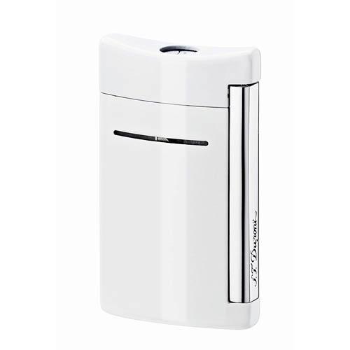 【クーポン利用で10%OFF】電子 MINI JET ミニジェット ホワイト 白 010030 S.T,Dupont エステーデュポン 喫煙具 ライター 国内正規品 送料無料