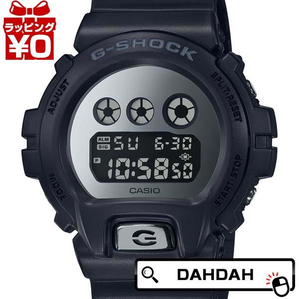 ミラーダイアル シルバー DW-6900MMA-1JF G-SHOCK Gショック ジーショック カシオ CASIO メンズ 送料無料 日本製 プレゼント 国内正規品 クーポン利用で1000円OFF 日本メーカー新品 腕時計 ブランド