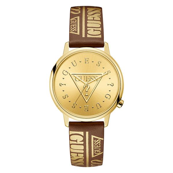 【クーポン利用で10%OFF】ゴールド 金 V1008M2 GUESS ゲス ユニセックス 男女兼用 腕時計 国内正規品 送料無料