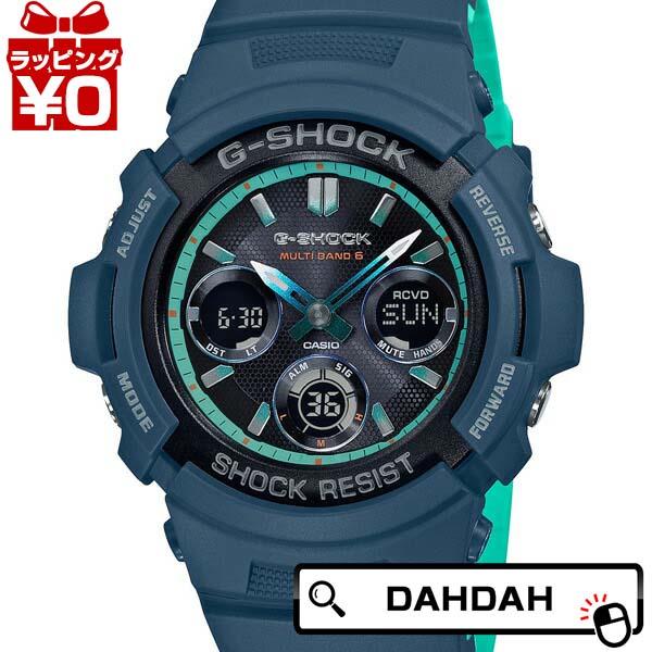 【クーポン利用で10%OFF】 AWG-M100SCC-2AJF G-SHOCK ジーショック Gショック CASIO カシオ メンズ 腕時計 国内正規品 送料無料