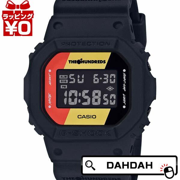 タイアップ DW-5600HDR-1JR G-SHOCK ジーショック Gショック CASIO カシオ メンズ 腕時計 国内正規品 送料無料