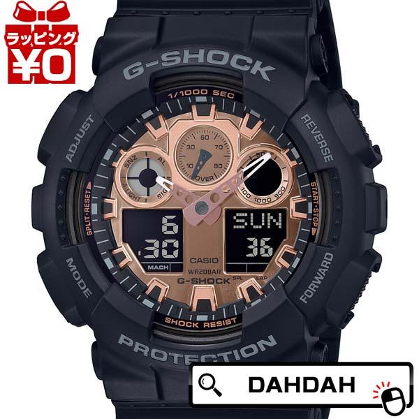 耐磁時計 GA-100MMC-1AJF CASIO カシオ G-SHOCK ジーショック Gショック G-SHOCK メンズ 腕時計 国内正規品 送料無料