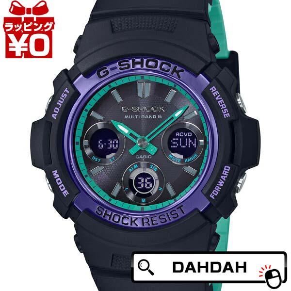 電波ソーラー AWG-M100SBL-1AJF G-SHOCK Gショック CASIO カシオ ジーショック メンズ 腕時計 国内正規品 送料無料