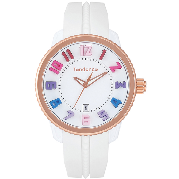 【クーポン利用で10%OFF】ガリバーレインボーミディアム TG930113R Tendence テンデンス レディース 腕時計 国内正規品 送料無料