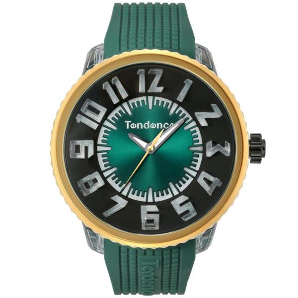 【クーポン利用で10%OFF】フラッシュ TY532001 Tendence テンデンス メンズ 腕時計 国内正規品 送料無料父の日 ギフト プレゼント