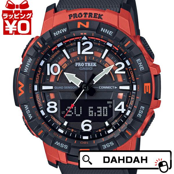 モバイルリンク機能 PRT-B50-4JF カシオ プロトレック スポーツ CASIO PROTREK SPORTS メンズ 腕時計 国内正規品 送料無料