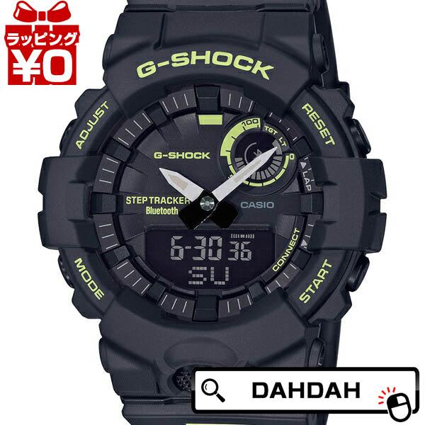 G-SQUAD 歩数計測機能 GBA-800LU-1A1JF G-SHOCK Gショック CASIO カシオ ジーショック メンズ 腕時計 国内正規品 送料無料