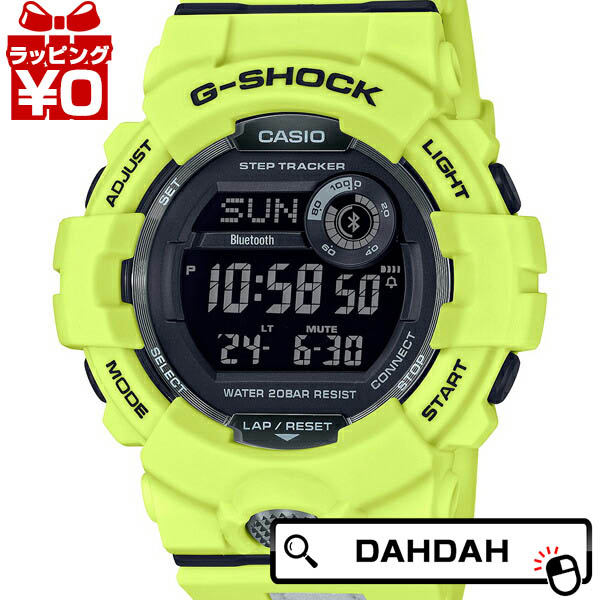 G-SQUAD 歩数計測機能 GBD-800LU-9JF G-SHOCK Gショック CASIO カシオ ジーショック メンズ 腕時計 国内正規品 送料無料