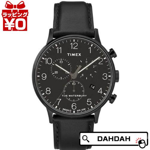 ウォーターベリー WATERBURY TW2R71800 TIMEX タイメックス メンズ 腕時計 国内正規品 送料無料