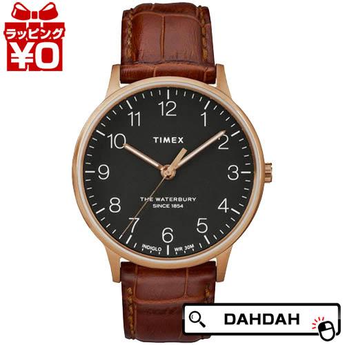 ウォーターベリー WATERBURY TW2R71400 TIMEX タイメックス メンズ 腕時計 国内正規品 送料無料