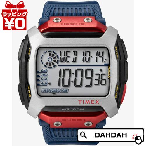 【クーポン利用で10%OFF】コマンド レッドブル クリフダイビング TW5M20800 TIMEX タイメックス メンズ 腕時計 国内正規品 送料無料