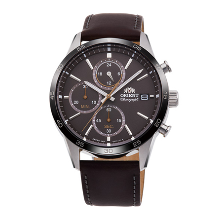 【クーポン利用で10%OFF】グレー RN-KU0004N ORIENT CONTEMPORALY オリエント コンテンポラリー EPSON エプソン メンズ 腕時計 国内正規品