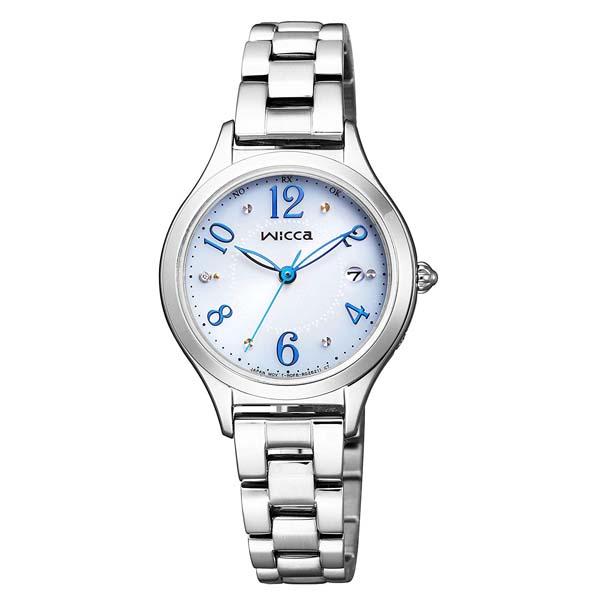 【クーポン利用で10%OFF】Wicca ウィッカ KS1-210-91 CITIZEN シチズン レディース 腕時計 国内正規品