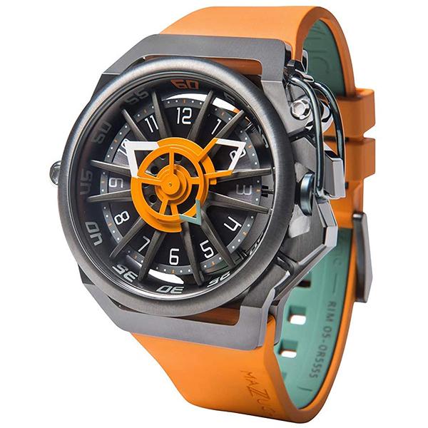 MAZZUCATO マッツカート R.I.M. 05-OR5555 メンズ 即出荷 送料無料 クーポン利用で2000円OFF 国内正規品 超特価 腕時計