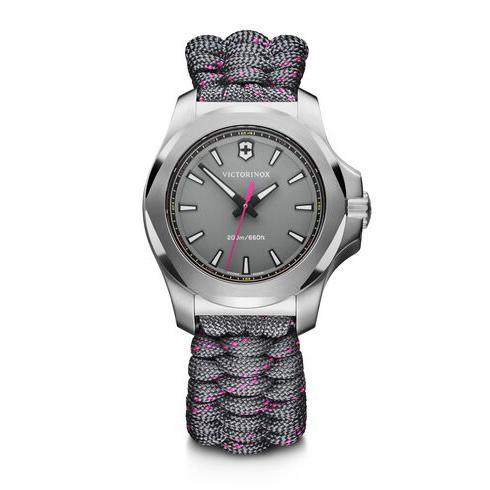 【クーポン利用で10%OFF】I.N.O.X. イノックス 241771 VICTORINOX ビクトリノックス レディース 腕時計 国内正規品 送料無料