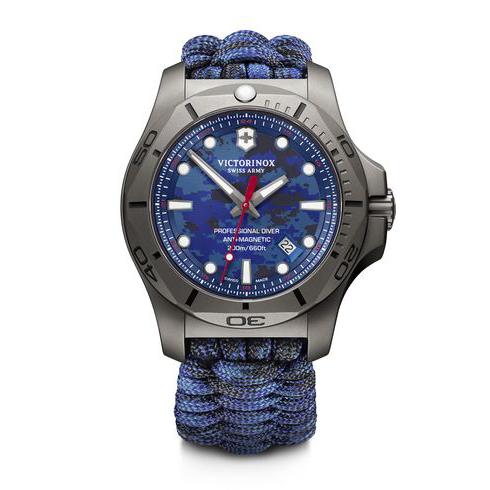 イノックス ダイバー 出色 241813 VICTORINOX ビクトリノックス メンズ メイルオーダー 国内正規品 プレゼント 送料無料 腕時計 ブランド クーポン利用で10%OFF