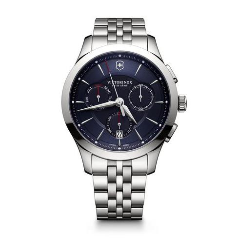 【クーポン利用で10%OFF】アライアンス クロノグラフ 241746 VICTORINOX ビクトリノックス メンズ 腕時計 国内正規品 送料無料