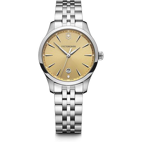 【クーポン利用で10%OFF】アライアンス スモール 241829 VICTORINOX ビクトリノックス レディース 腕時計 国内正規品 送料無料