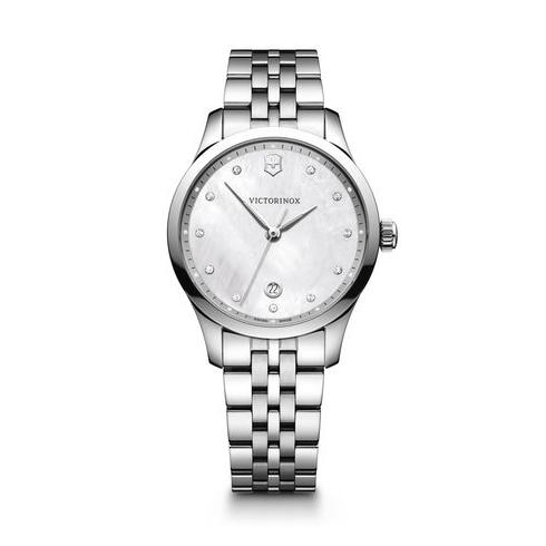 アライアンス スモール 241830 VICTORINOX 超定番 定番スタイル ビクトリノックス レディース ブランド 腕時計 送料無料 クーポン利用で10%OFF 国内正規品