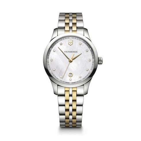 アライアンス スモール 期間限定 241831 VICTORINOX ビクトリノックス レディース 腕時計 お歳暮 クーポン利用で10%OFF ブランド 送料無料 国内正規品