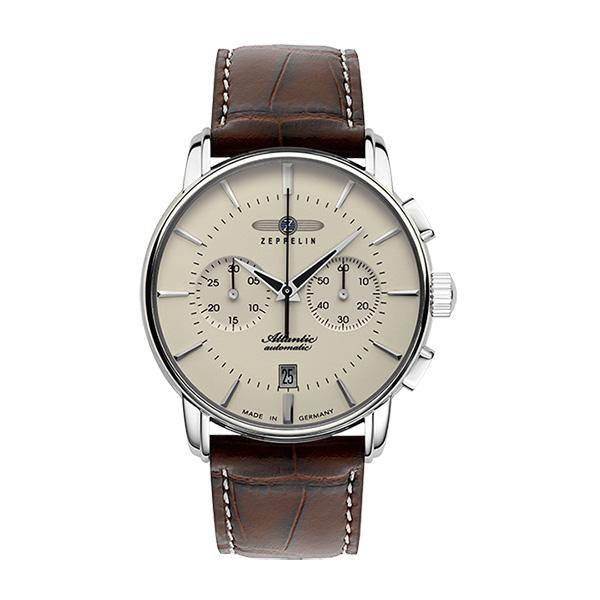 至上 ATLANTIC アトランティック 8422-5 ZEPPELIN ツェッペリン 送料無料 クーポン利用で2000円OFF メンズ 営業 国内正規品 腕時計