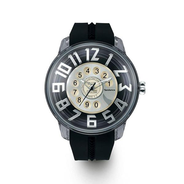 TY023010 Tendence テンデンス 今ダケ送料無料 2020A/W新作送料無料 メンズ 送料無料 国内正規品 腕時計