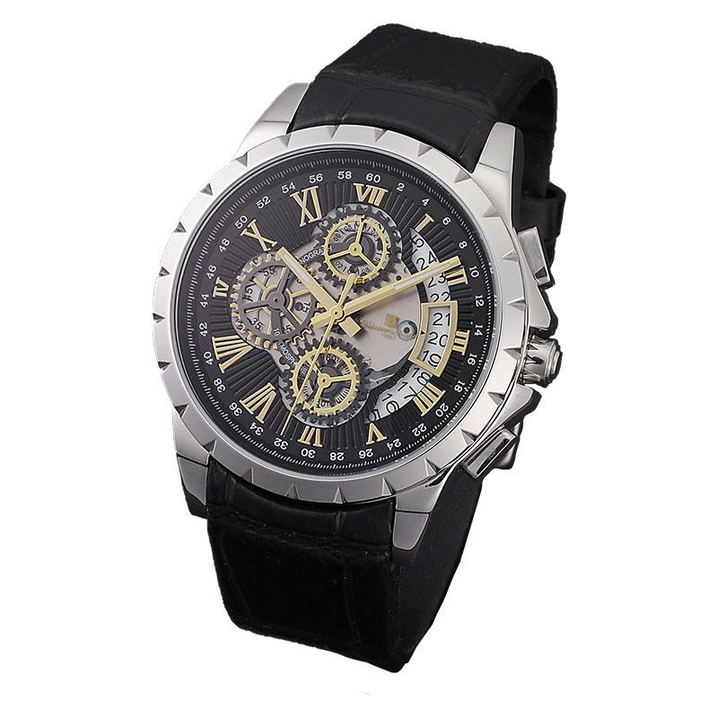 SM13119S-SSBKGD Salvatore ラッピング無料 Marra サルバトーレマーラ 送料無料 腕時計 おすすめ 国内正規品 メンズ