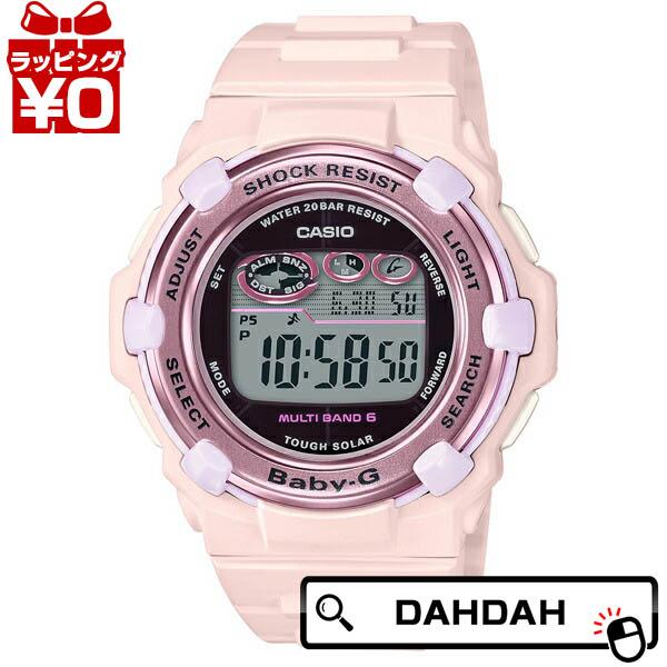 電波ソーラー BGR-3000CB-4JF ベビーG BABY-G ベビージー ベイビージー カシオ CASIO レディース 腕時計 国内正規品 送料無料