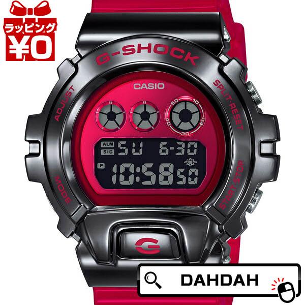 メタルケース GM-6900B-4JF G-SHOCK Gショック ジーショック CASIO カシオ メンズ 腕時計 国内正規品 送料無料