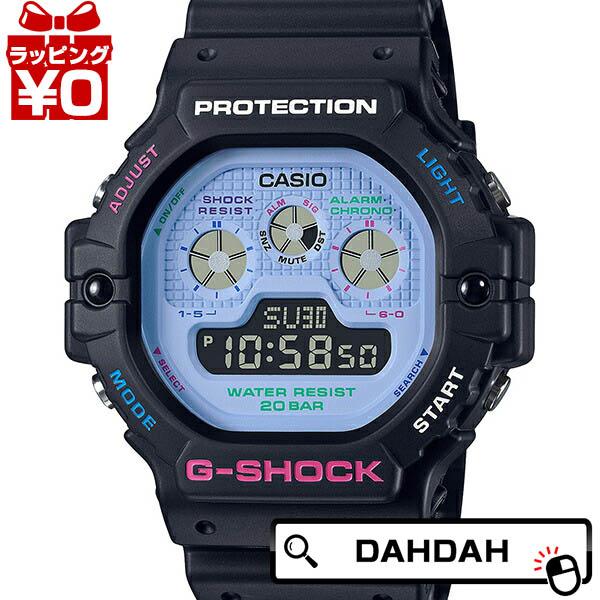 G-SHOCK ジーショック gshock Gショック CASIO カシオ サイケデリック マルチカラー 新入荷 贈り物 流行 DW-5900DN-1JF クーポン利用で777円OFF 国内正規品 送料無料 メンズ ブランド 腕時計