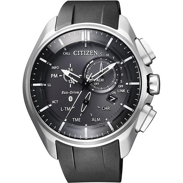 【クーポン利用で10%OFF】Bluetooth 黒 ブラック シルバー BZ1040-09E エコ・ドライブ Bluetooth CITIZEN シチズン メンズ 腕時計 国内正規品 送料無料