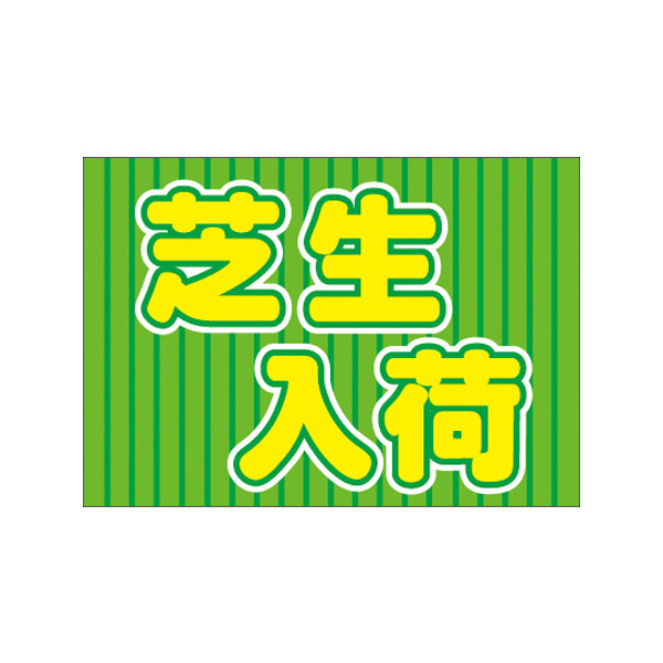 【取寄商品】フロアーマット「芝生入荷」(玄関マット)