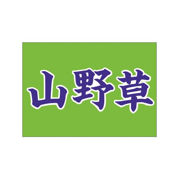 【取寄商品】フロアーマット「山野草」(玄関マット)