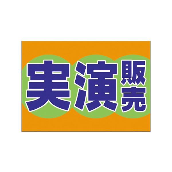 【取寄商品】フロアーマット「実演販売」(玄関マット)