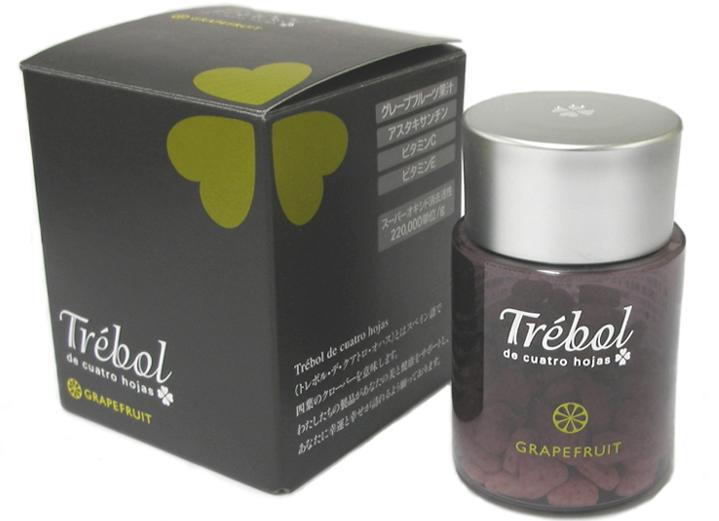 The supplement which was created from fruit