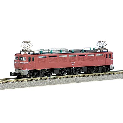 鉄道 鉄道模型 車両 国鉄 EF81形 電気機関車 一般色