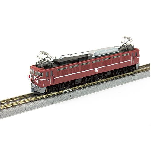 鉄道 鉄道模型 車両 国鉄 EF81形電気機関車 81号機 お召し仕様
