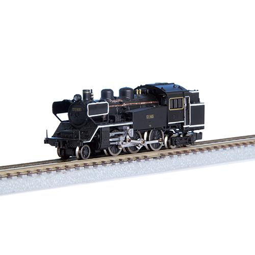 鉄道 鉄道模型 車両 国鉄 C11 蒸気機関車 165号機タイプ(門鉄デフ)
