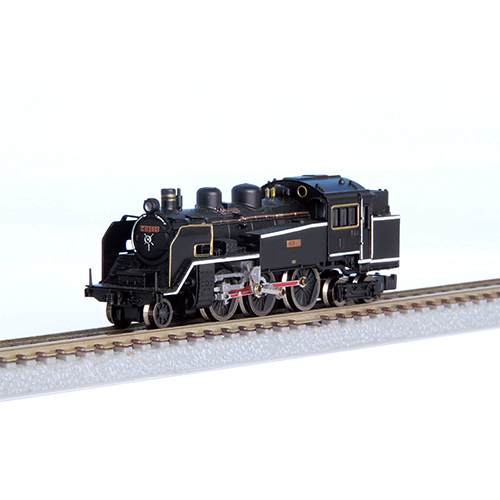 鉄道 鉄道模型 車両 国鉄 C11 蒸気機関車 200号機タイプ