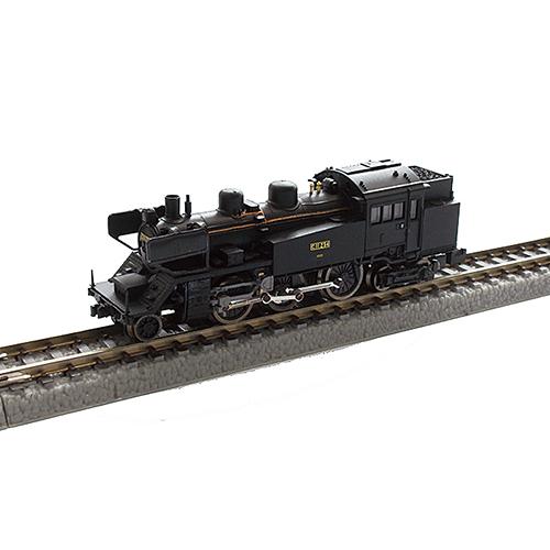 鉄道 鉄道模型 車両 国鉄 C11 蒸気機関車 254号機タイプ(門鉄デフ)