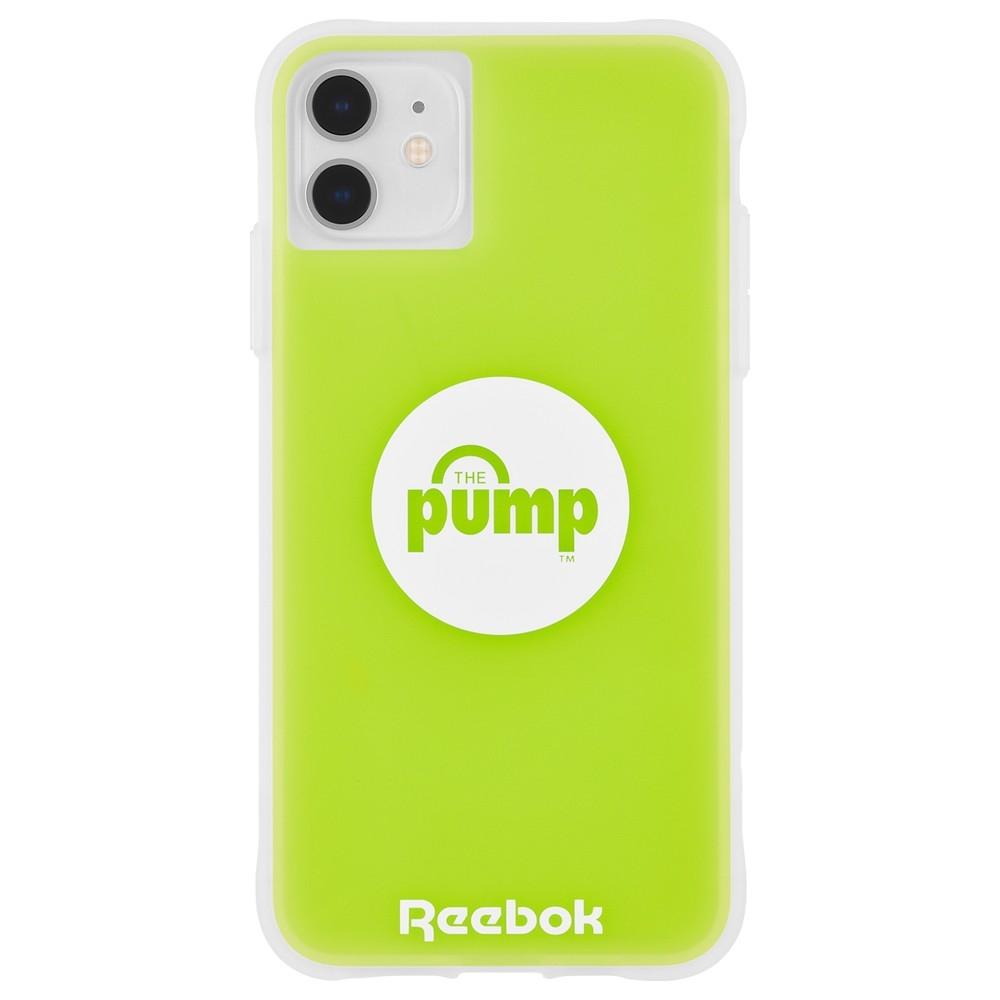 iphoneケース セール開催中最短即日発送 アイフォン アイフォン11 携帯ケース ハードケース 耐衝撃 Reebok x Anniversary XR iPhone 送料込 30th 11 pump Case-Mate for